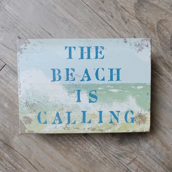 Other - The beach is calling portrait